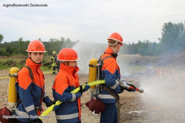 Jugendfeuerwehr gründet sich in Arnsgrün