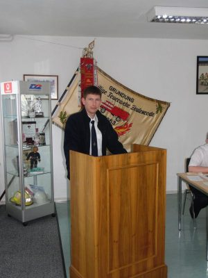 Jugendfeuerwehrwart von Zeulenroda tritt zurück