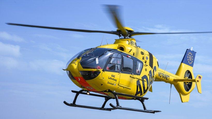 30-Jähriger bei Unfall in Zeulenroda schwer verletzt